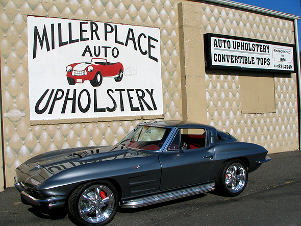 Miller Place Auto Upholstery - 953 Route 25A Miller Place NY